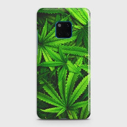 Huawei Mate 20 Pro Green Leaves Phone Case - Phonecase.PK