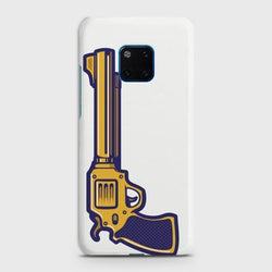Huawei Mate 20 Pro Retro Gun Phone Case