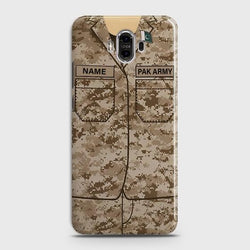 Huawei Mate 9 Army shirt with Custom Name Case - Phonecase.PK