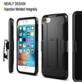 Military Style Tough Hybrid Armour Case For All Iphone Models 8