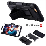 Military Style Tough Hybrid Armour Case For All Iphone Models