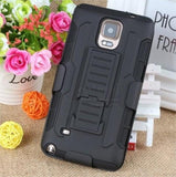 Military Style Tough Hybrid Armour Case For All Samsung Models S5