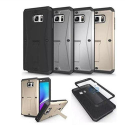 Military Tanks Armour Pc + Tpu Hybrid Armor Stents Case Cover For Samsung Note 5