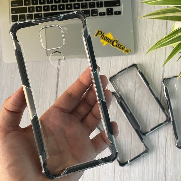 Gorilla Bumper Hybrid Shock Proof 100% Crystal clear Case for Xiaomi-Mi
