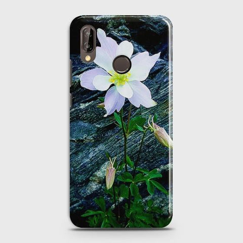 Huawei Nova 3 White Flower Phone Case - Phonecase.PK