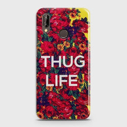 Huawei Nova 3E Beautiful Thug Life Phone Case