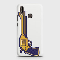 Huawei Nova 3E Retro Gun Phone Case
