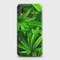 Huawei Nova 3E Green Leaves Phone Case - Phonecase.PK