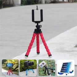 Octopus Tripod Bracket Stand Mount For Mobile