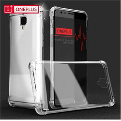 Oneplus 3/3T Antiknock Dual Protection Shockproof Case