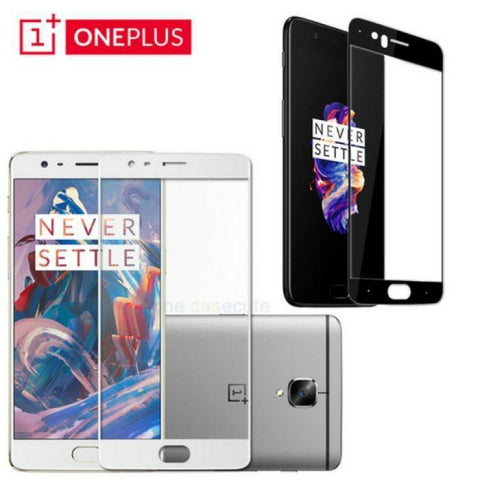 Oneplus 3/3T Edge To Covered 3D 9H Tempered Glass