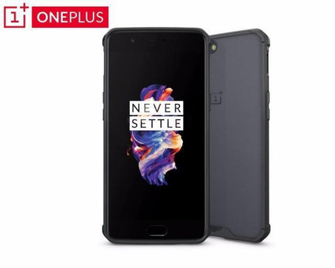 Oneplus 5 Hybrid Shockproof Case (Dual Protection)