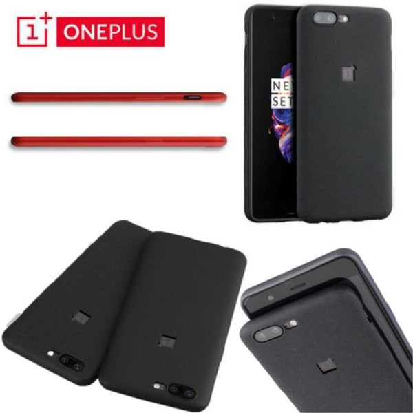 Oneplus 5 Mofi Branded Case With Logo Cut