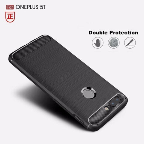 Oneplus 5T Carbon Wiredwawing Anti-Shock Case
