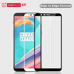 Oneplus 5T Edge To Fully Covered Glass