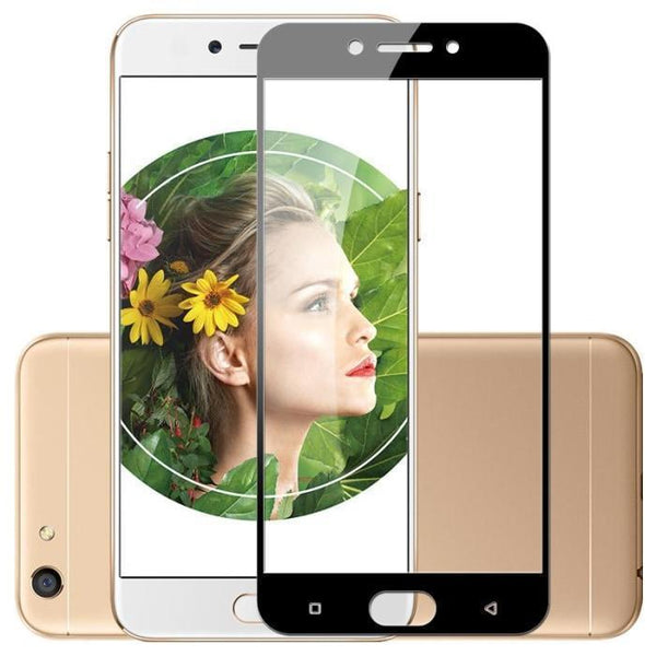 Oppo Full Covered Edge To 3D Tempered Glass Protector