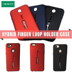 Oppo Hybrid Finger Loop Holder Branded Case