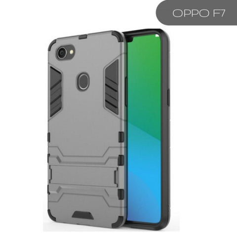 pretty nice b1fe0 40f9a Oppo iron man cover Hybrid triple protection case cover in Pakistan