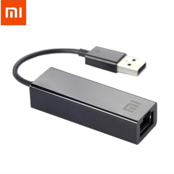 Original Xiaomi Usb External Fast Ethernet Card To