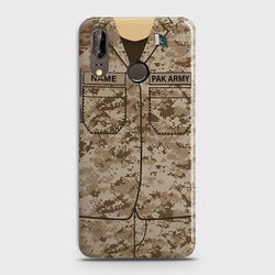 Huawei P20 Army shirt with Custom Name Case - Phonecase.PK