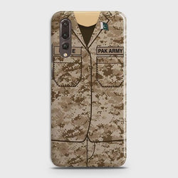 Huawei P20 Pro Army shirt with Custom Name Case - Phonecase.PK