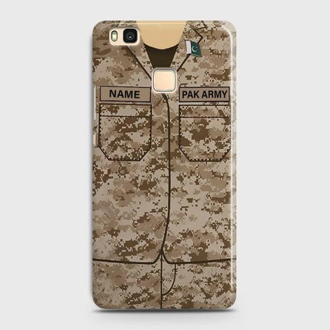 Huawei P9 Lite Army shirt with Custom Name Case - Phonecase.PK