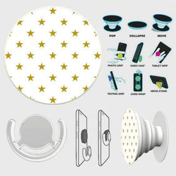 Tiny Golden Stars Pop Sockets