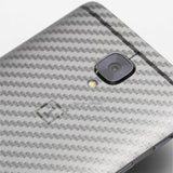 Pack Of 2 Carbon Series Skins/wraps For Oneplus 3/3T