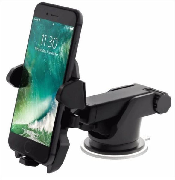 Premium 360 Degree Rotating Car Mount Dashboard & Glass