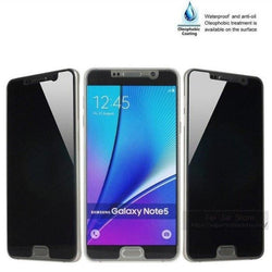 Privacy Anti-Spy Tempered Glass Screen Protector For Samsung Lg And Sony Note 5