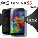 Privacy Anti-Spy Tempered Glass Screen Protector For Samsung Lg And Sony S5