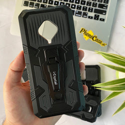 iCrystal Branded Military Army Grade Hybrid shock Proof Case For All Vivo Models