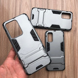 Hybrid Tpu+Pc Iron Man Armor Shield Case For Samsung S20 Series