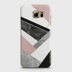 Samsung Galaxy S6 Luxury Marble design Case