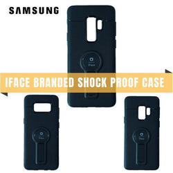 Samasung Galaxy Iface Branded Shock Proof Case With Kickstand