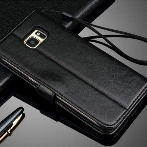 92082572d2c Leather Flip Case For Samsung Galaxy - Buy Now Online in Pakistan