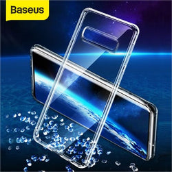 Galaxy S10 Baseus Ultra Thin Transparent Clear Soft Case
