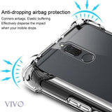 Vivo 100% Branded Anti-Knock Shock Proof Case