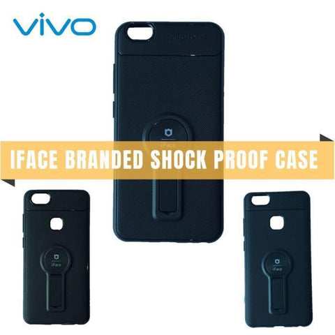 Vivo Iface Branded Shock Proof Case With Kickstand