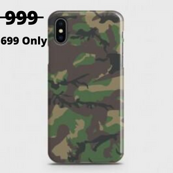 IPHONE XS Camo Series v2 Case
