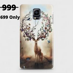 SAMSUNG GALAXY NOTE 4 Blessed Deer Case