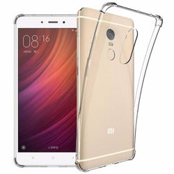 Xiaomi Mi Anti-Knock Shock Proof Transparent Case