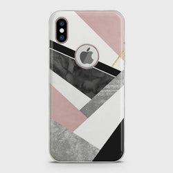 iPhone X Luxury Marble design Case