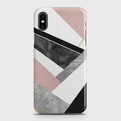 iPhone XS MAX Luxury Marble design Case