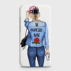 Huawei Y6 Pro 2017 Lady Boss Phone Case - Phonecase.PK