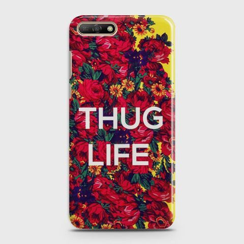 Huawei Y6 Prime (2018) Beautiful Thug Life Phone Case