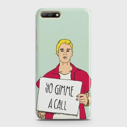Huawei Y6 Prime 2018 Gimme A Call Phone Case - Phonecase.PK