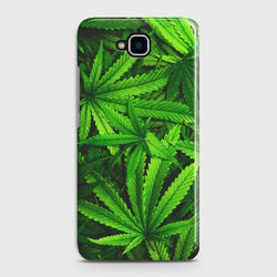 Huawei Y6 Pro 2017 Green Leaves Phone Case - Phonecase.PK