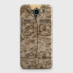 Huawei Y6 Pro Army shirt with Custom Name Case - Phonecase.PK