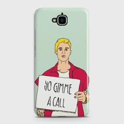 Huawei Y6 Pro 2017 Lite Gimme A Call Phone Case - Phonecase.PK